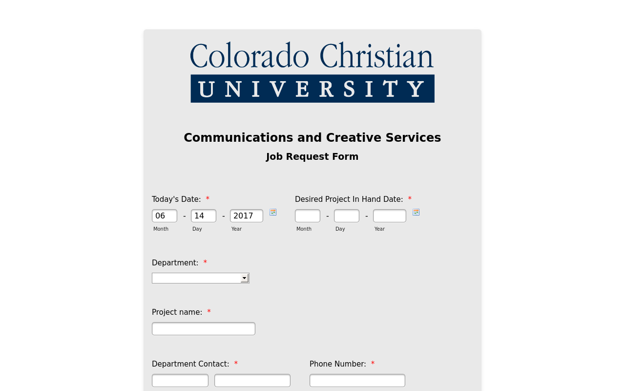 Colorado Christian Dating sito